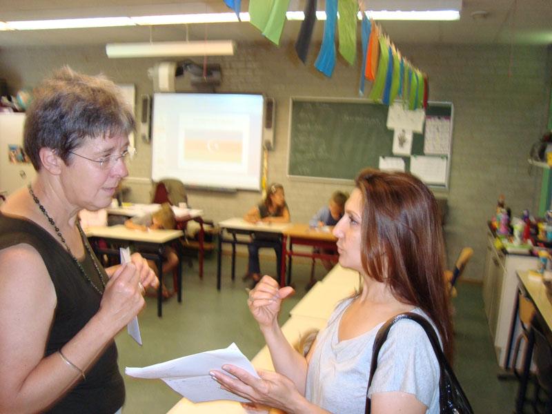 В нидерландской школе с успехом прошла Неделя азербайджанской культуры - ОБНОВЛЕНО - ФОТО