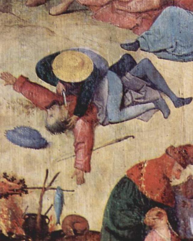 """Картинная галерея Day.Az"": Мистика в картинах нидерландского художника – ФОТО"