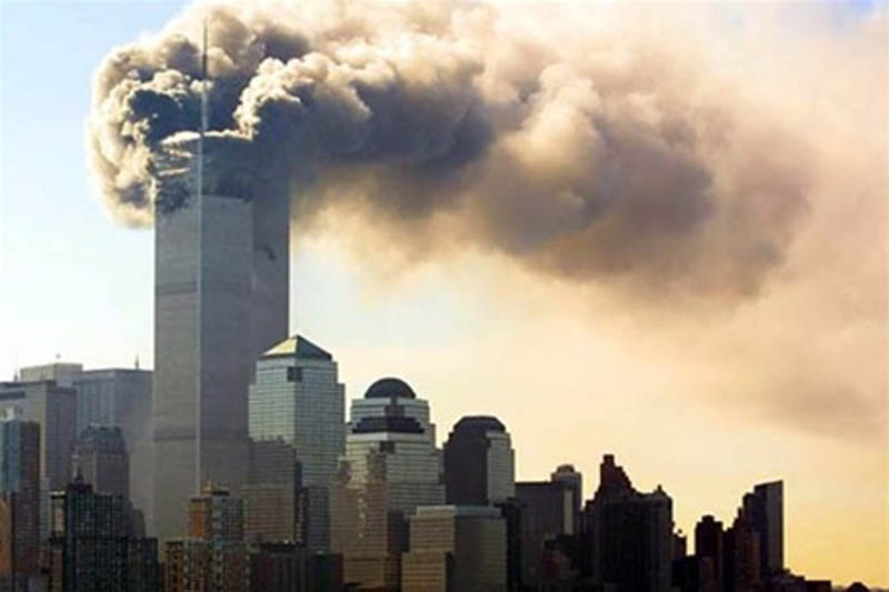 the accounts of events in the us that occurred on september 11 2001