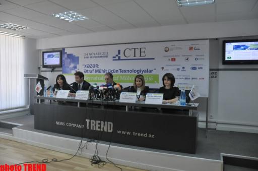 В Азербайджане открывается международная выставка по охране окружающей среды - ФОТО