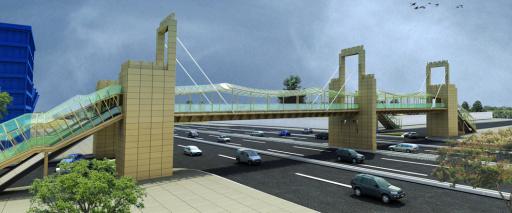 В Баку построят уникальный пешеходный переход – ОБНОВЛЕНО - ФОТО