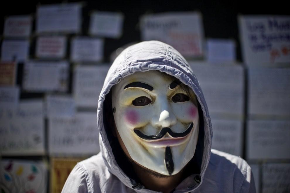 Днем, крутые картинки чуваков в масках