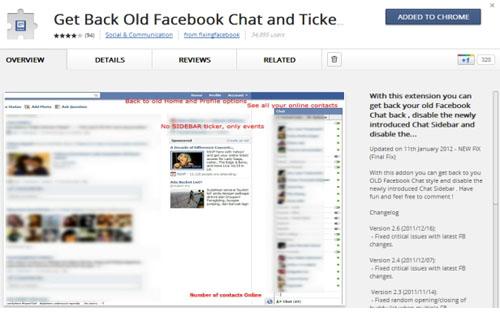 """10 способов вернуть """"Старый Facebook"""" - ФОТО"""
