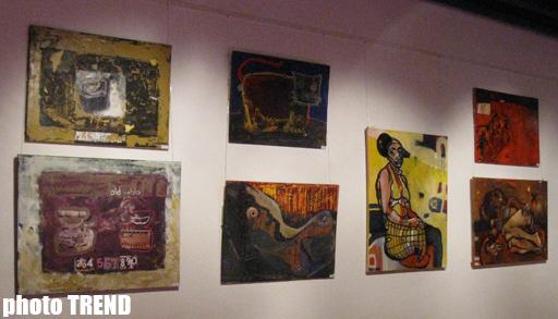 В Баку открылась выставка, посвященная Дню молодежи - ФОТО