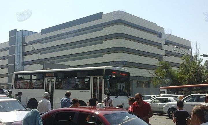 Новый многоэтажный паркинг в столице – ФОТО