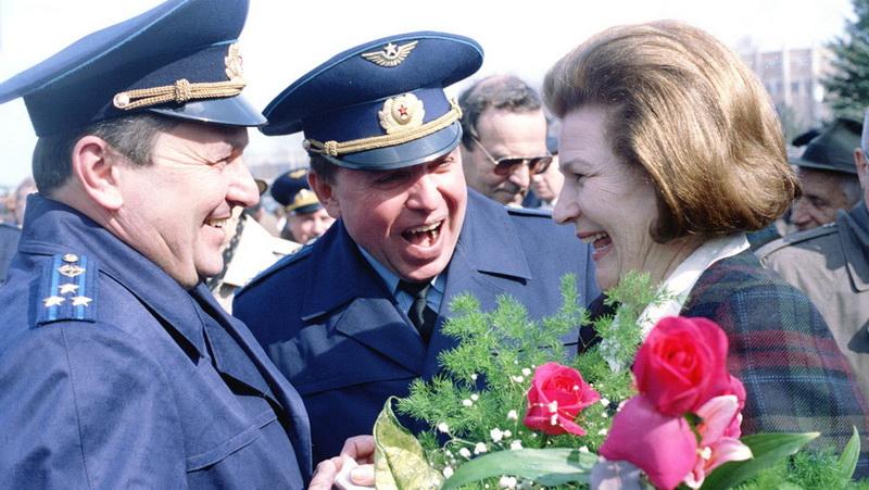 Исполнилось 50 лет полету в космос Валентины Терешковой - ФОТОСЕССИЯ