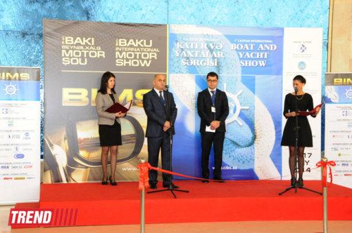 В Баку проходят две международные выставки - ОБНОВЛЕНО - ФОТО