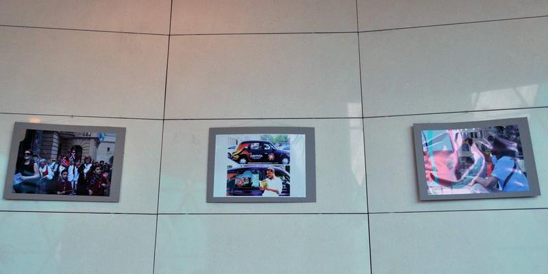 """В Баку открылась фотовыставка """"Евровидение глазами молодежи"""" - ФОТО"""