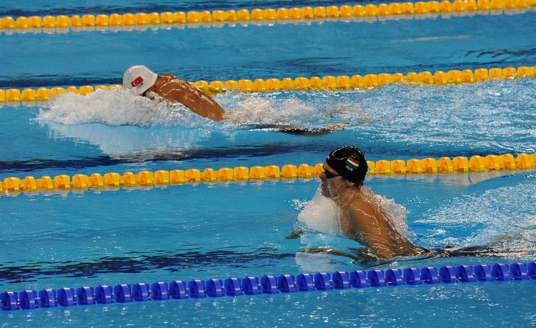 Плавание на Евроиграх: разыграны все комплекты медалей - ОБНОВЛЕНО - ФОТО
