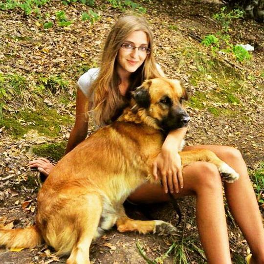 Валерия Гарбер: с мужем познакомили собаки - ФОТО