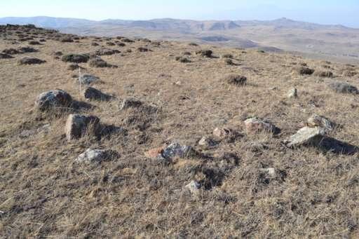 В Ярдымлы найдены курганы возрастом более 3000 лет - ФОТО