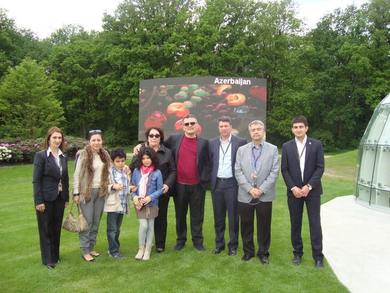 В Нидерландах прошло мероприятие, посвященное Дню Республики Азербайджана