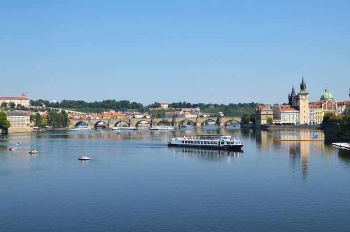 Летняя Прага глазами азербайджанца - ФОТО