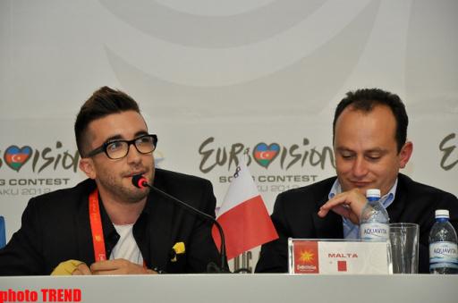 """Представитель Мальты на """"Евровидении 2012"""": """"Это большое достижение для маленькой страны"""" - ОБНОВЛЕНО - ФОТО"""