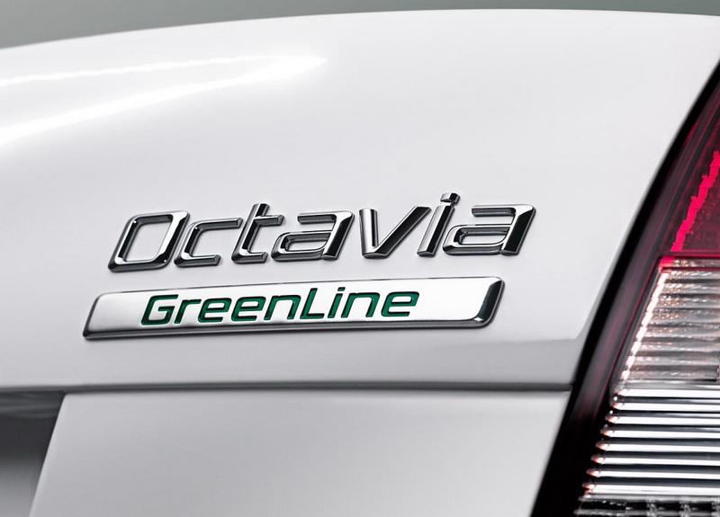 Green Line – этo Skoda! - ФОТО