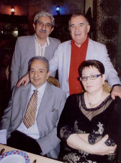 Васиф Бабаев: Моя молодость пришлась на самое счастливое время - ФОТО