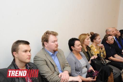 Ректор МГУ им. Ломоносова Виктор Садовничий посетил Бакинский филиал университета - ФОТО