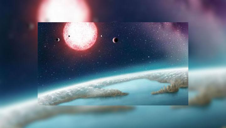 Самые невероятные космические открытия 2014 года - ФОТО