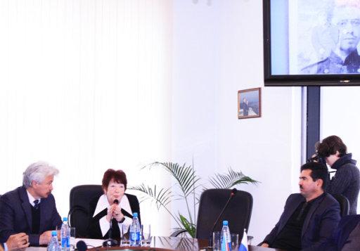 В Баку отметили 140-летие Федора Ильина - ФОТО