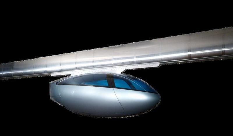SkyTran — новый вид общественного транспорта будущего - ФОТОСЕССИЯ
