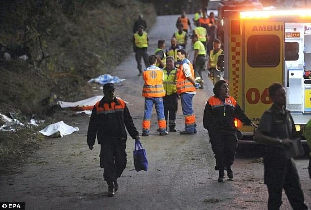 Трагедия во время ралли, много раненых - ФОТО - ВИДЕО