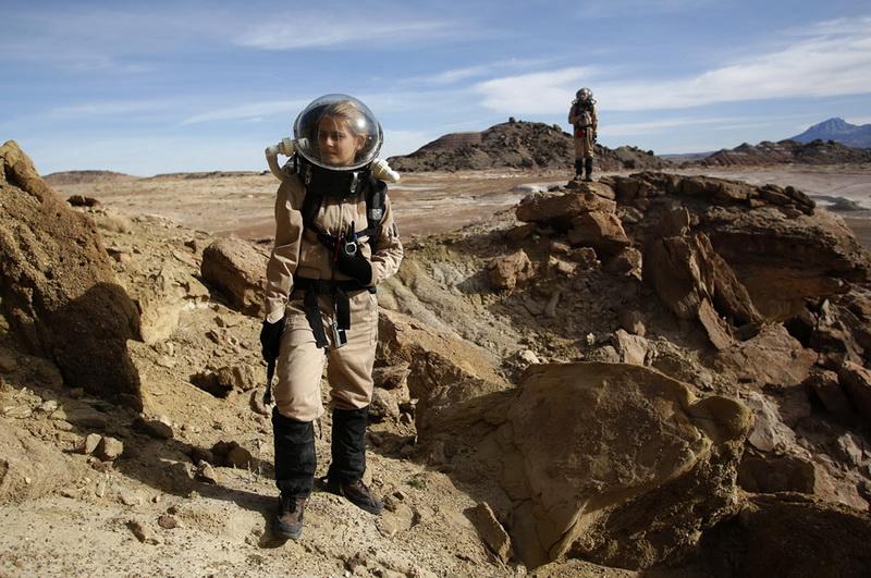 Земляне готовятся осваивать Марс - ФОТОСЕССИЯ