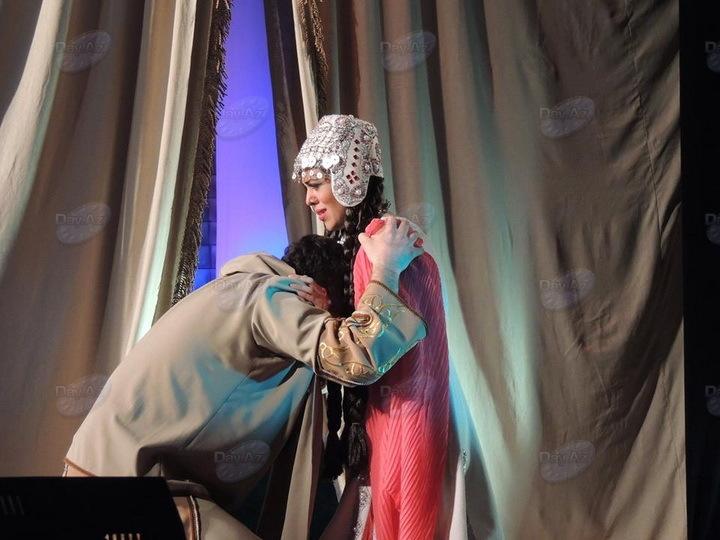 """""""Еще одна ночь Шахерезады"""" наделала шума в Русской драме - РЕПОРТАЖ - ФОТО"""