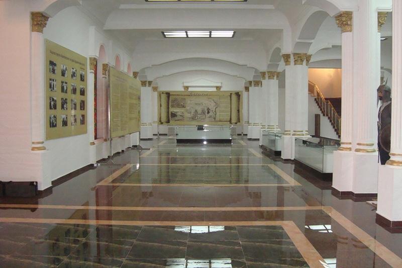 Музей в Хачмазе: отражение истории и культурного наследия - ФОТО