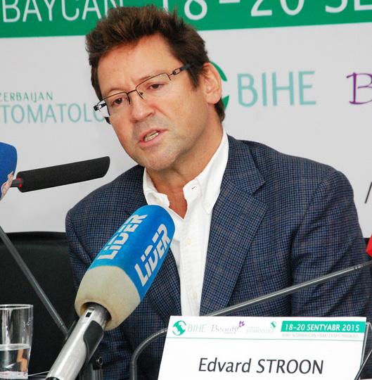 Здравоохранительные компании 19 стран соберутся в Баку - ФОТО