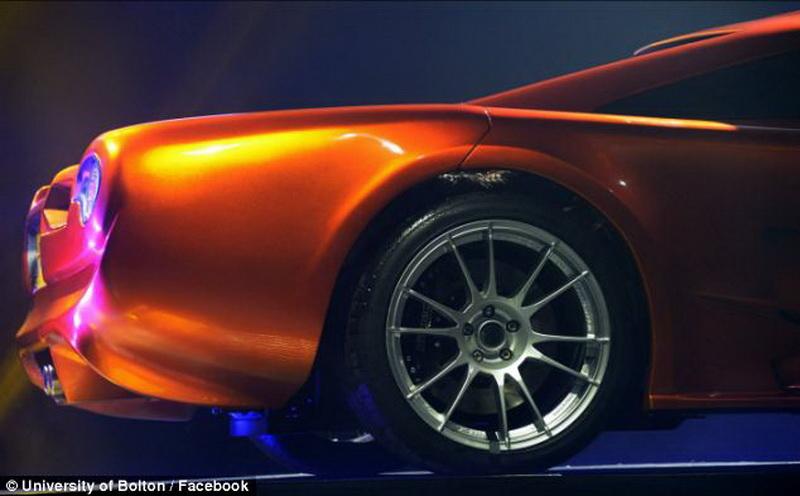 Создан самый быстрый автомобиль в мире за $1,2 млн - ОБНОВЛЕНО - ФОТО - ВИДЕО