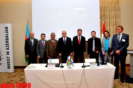 Азербайджанская Дипакадемия и Маастрихтская Школа Менеджмента договорились о сотрудничестве - ФОТО