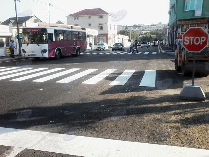 Минтранс и ИВ Баку поделили дорогу между собой – РЕПЛИКА – ФОТО