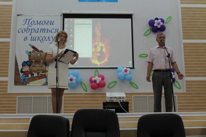Азербайджанцы ВАК помогли ульяновским школьникам - ФОТО