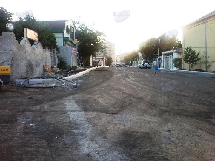 Столичным водителям лучше не заезжать на эту улицу - ФОТО