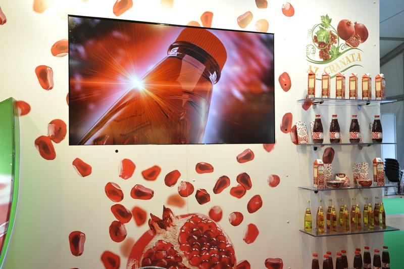 """Гранатовый сок """"Лейли"""" получил золотую медаль Международной выставки """"Продэкспо-2013"""" - ФОТО - ВИДЕО"""