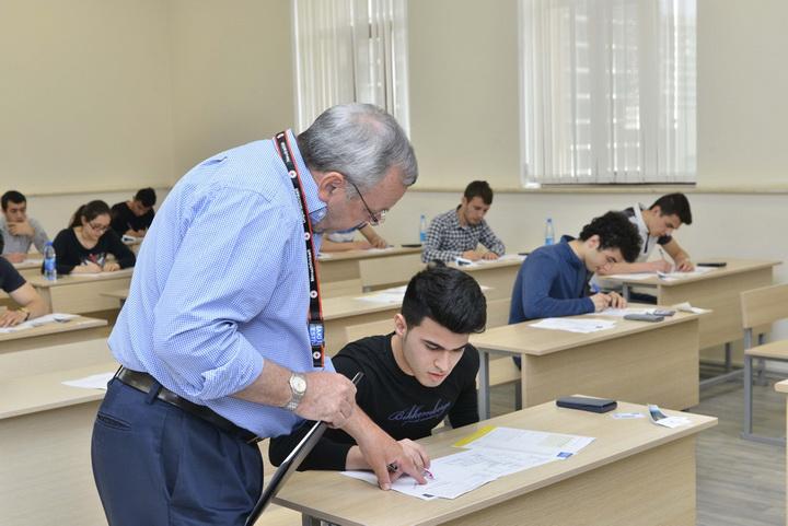 Прием экзамена другим преподавателем
