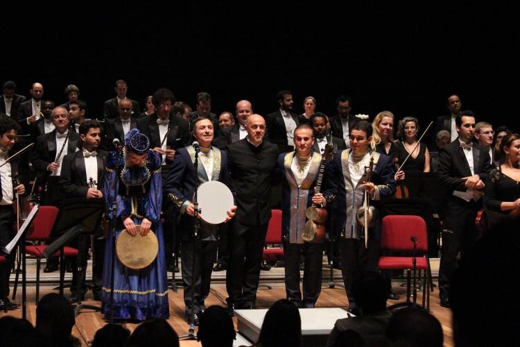 Бразильцы узнали все об азербайджанской культуре - ФОТО