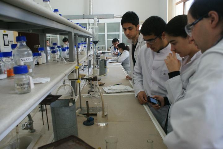 Жизнь – это действительно огромная химическая лаборатория - ФОТО