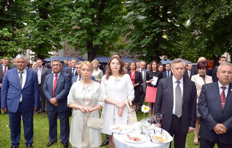 В Украине отметили Национальный праздник Азербайджана - ФОТО