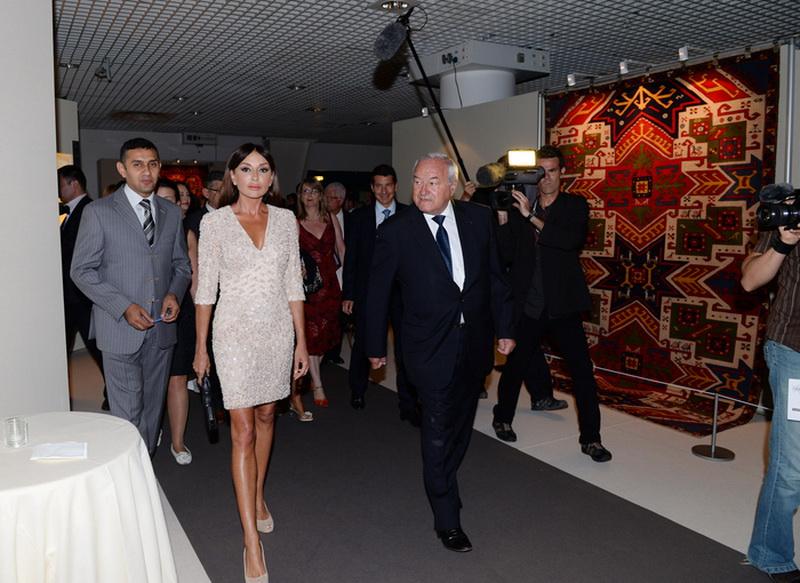 Первая леди Азербайджана Мехрибан Алиева посетила концерт мастеров азербайджанского искусства в Каннах – ОБНОВЛЕНО – ФОТО