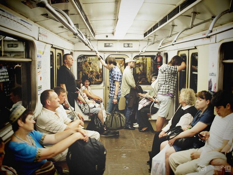В транспорте крективные способы знакомства