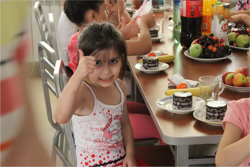 """Страховая компания """"Alfa"""" организовала детский праздник - ФОТО"""