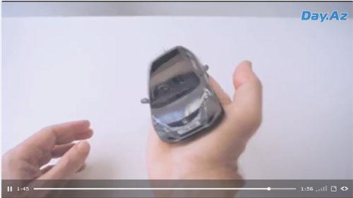 Оригинальная реклама автопроизводителя - ВИДЕО