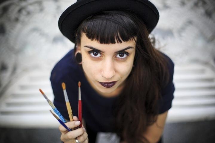 Как работают красавицы из уникального бразильского тату-салона - ФОТОСЕССИЯ