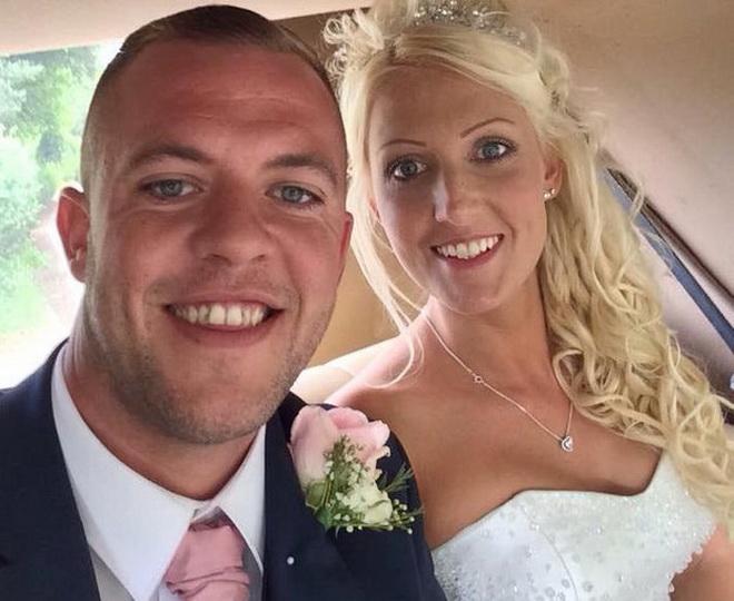 Жених жестоко поиздевался над невестой на свадьбе - ФОТО - ВИДЕО