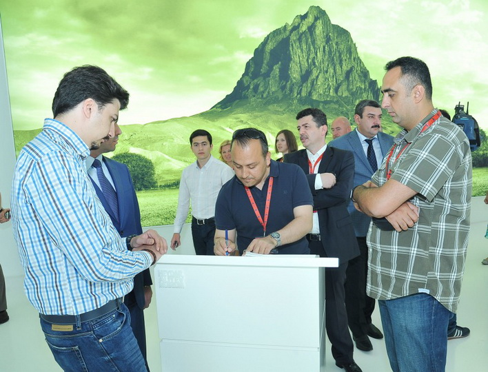 Участники 37-й конференции начальников полиций столиц Европы посетили Центр Гейдара Алиева - ФОТО