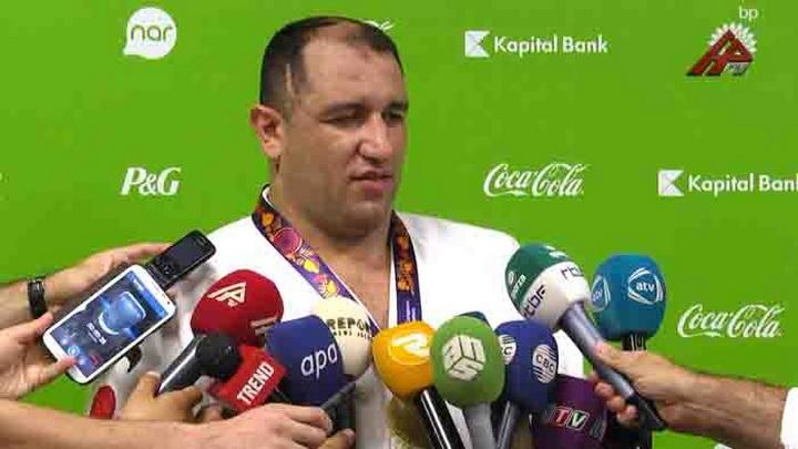 """Ильхам Закиев: """"Несмотря на слепоту, чувствую соперника"""" - ИНТЕРВЬЮ - ФОТО"""