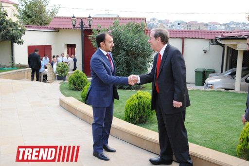 Посольство США в Азербайджане устроило ифтар - ФОТО