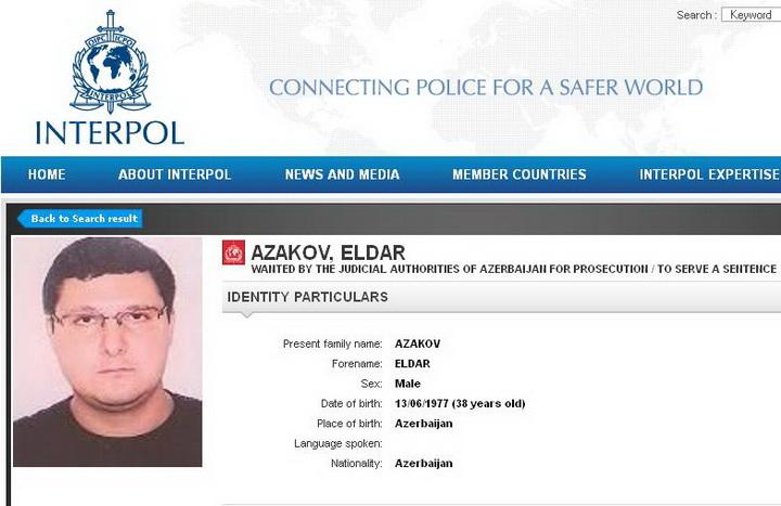 Интерпол ищет сыновей известного азербайджанского профессора - ФОТО