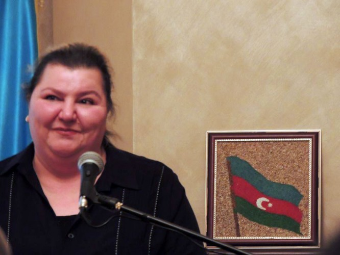 Азербайджанцы Иордании гордятся проведением Евроигр в Баку - ФОТО